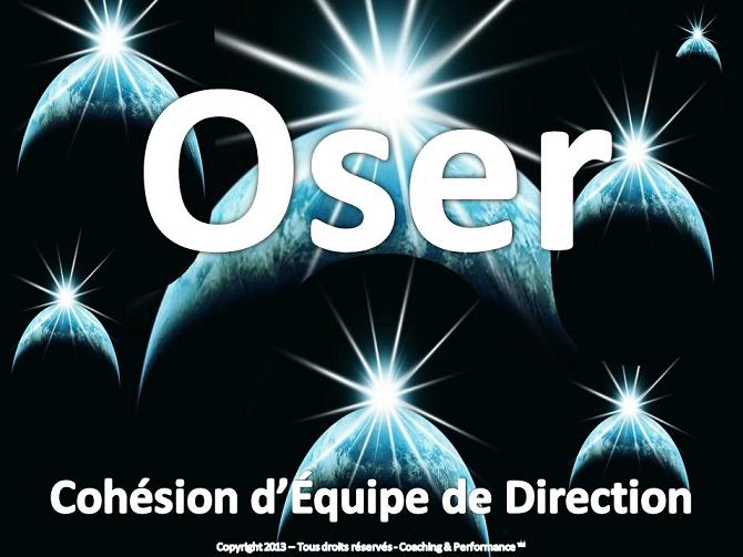 Cohésion de Direction